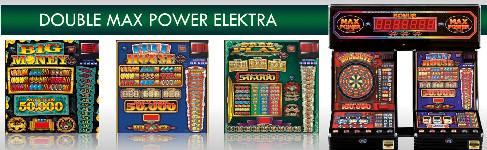 Double Max Power Electra