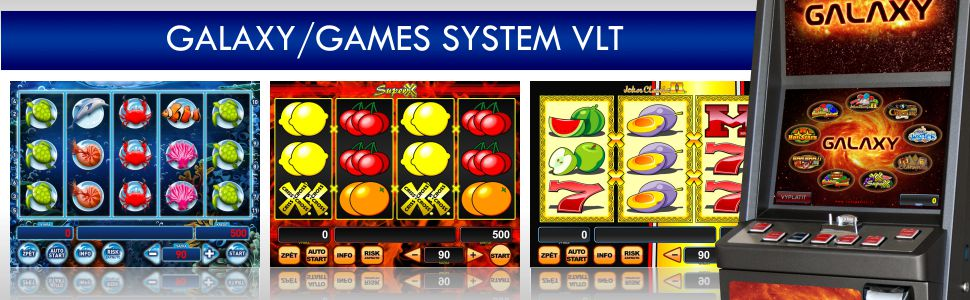 Galaxy - GAMES SYSTEM VLT