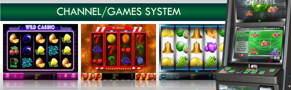 Channel - GAMES SYSTEM VLT